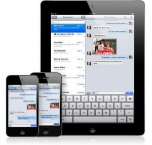 iMessage, the new messaging service for mobile Apple iOS 5