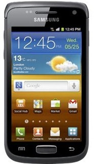 Samsung Galaxy W i8150 gets updated Value Pack