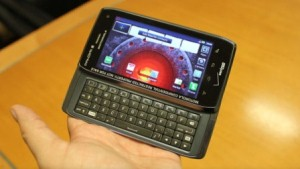 Best Android Smartphone with Full QWERTY keyboard