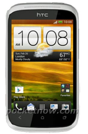 specs of HTC Wildfire C smartphone