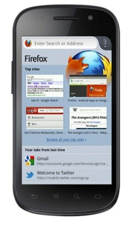 Firefox 14 beta for Android adds support for Adobe Flash