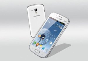 Samsung Galaxy S Duos S7562 mini version of the Galaxy S3