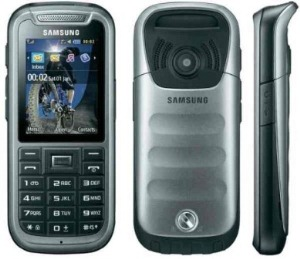Waterproof phone for hiking in the beach Samsung Xcover 2
