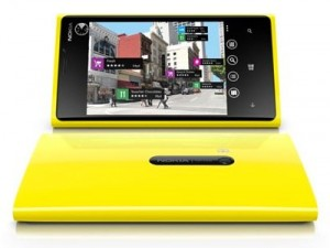 The Nokia Lumia 920 and 820 will arrive onNovember
