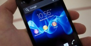 Sony Xperia U, Sola and Go are upgraded to Android 4.0