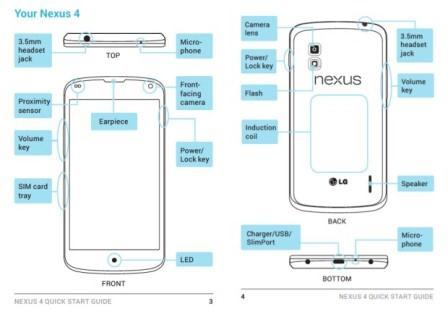 LG confirms the Nexus 4