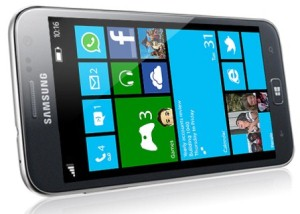 Samsung ATIV S is a species of technical steering of the Samsung Galaxy S3 in the direction Windows Phone 8