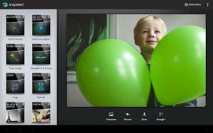 Snapseed, a free Android apps is much more comprehensive tools that the social network known filters, options and very concrete -like tool used by professional photographers
