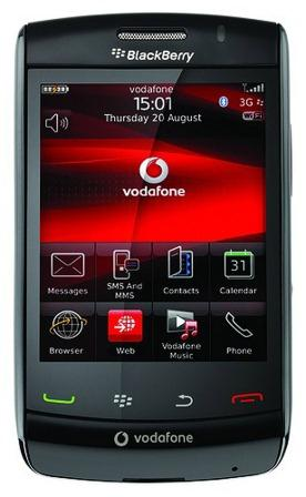 users of BlackBerry with Vodafone have been able to make calls and send SMS messages without any problems