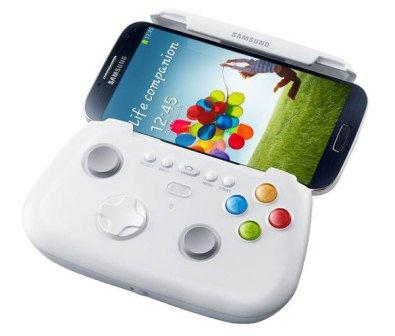 Samsung Galaxy S4 is a command that works with Bluetooth and turns the terminal to an entertainment platform