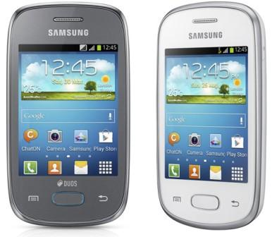 Much of the blame for these sales grow as the are affordable Smartphones Samsung Galaxy Star and Galaxy Pocket Neo