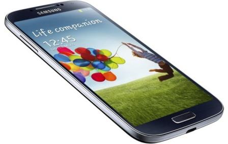 The way the Samsung Galaxy S4 to work with several applications open simultaneously is most attractive