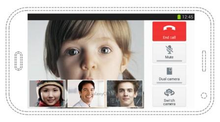 Galaxy S5 could natively integrate video conferencing function