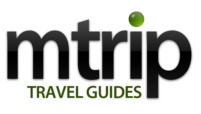 MTrip Travel Guides application offers a slightly different service to others
