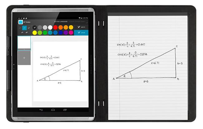 HP Unveils New Android tablets up to 12 inches with Qualcomm Snapdragon 800