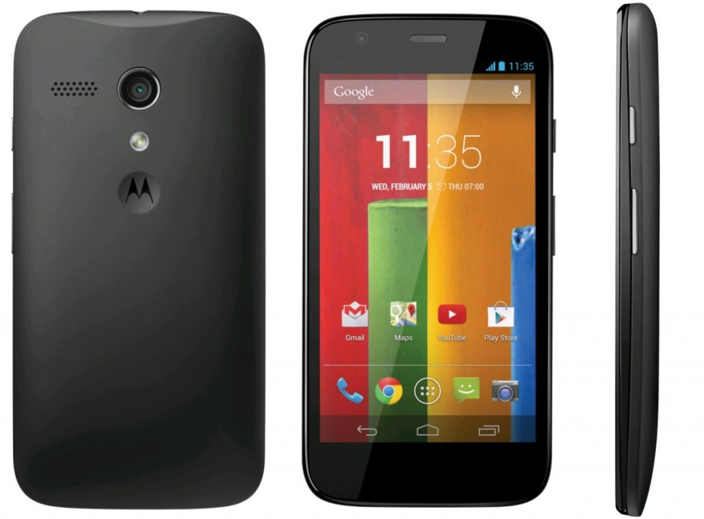 Moto G first generation: still valid after more than a year after