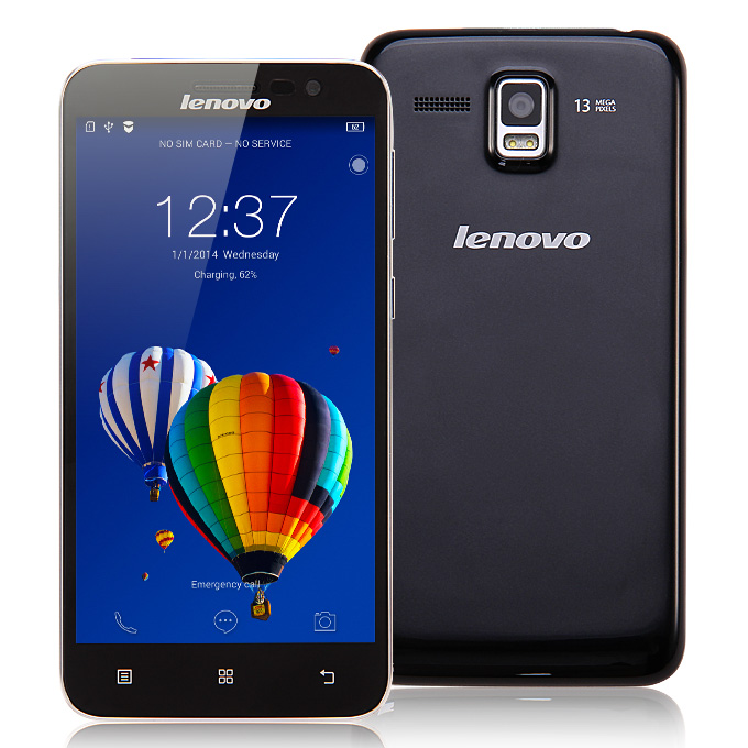 Lenovo Golden Warrior A8: 2GB of RAM, 16GB of ROM and 13MP camera