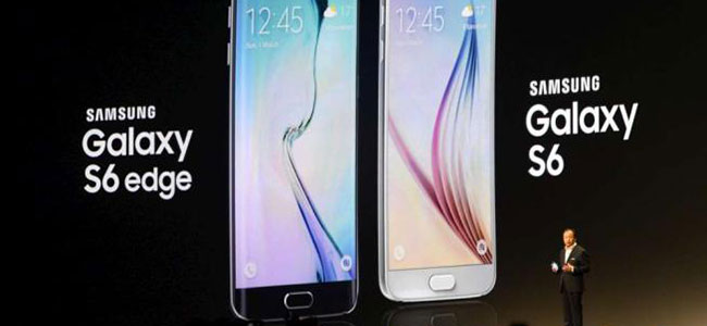 bloatware in the Galaxy and S6 in the model Edge