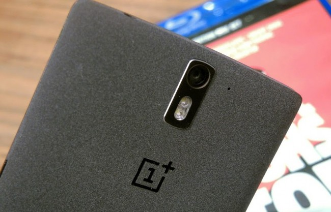 OnePlus 2 laser system of fingerprint recognition in the Home button