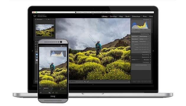 Bring beautiful images to light with Adobe Lightroom. Powered by the magic of Adobe Photoshop technology, Lightroom for mobile enables you to craft