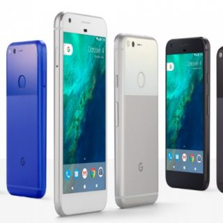 Pixel and Pixel XL are the two new smartphones bigg, in collaboration with HTC