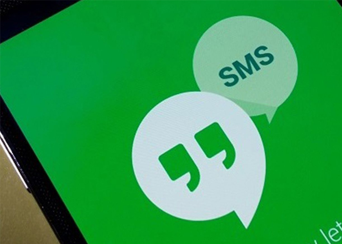 Google Hangouts will stop supporting SMS very soon