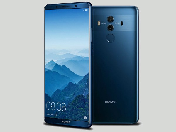 Huawei Mate 10 Lite shows up for the first time in video and is amazing