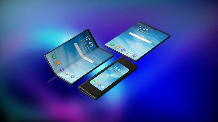Samsung Galaxy Fold: the flexible smartphone that turns into a tablet