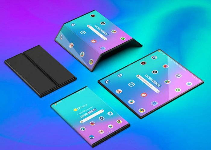 Xiaomi folding mobile will be much cheaper than the Samsung Galaxy Fold