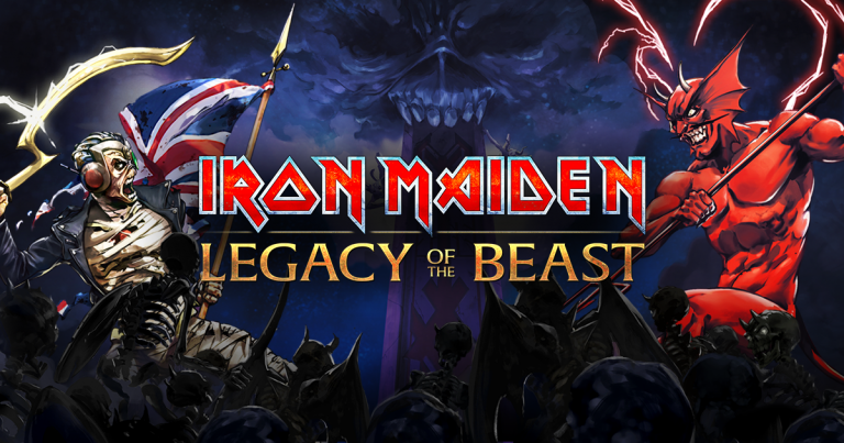 Iron Maiden: Legacy of the Beast We begin our brief tour with a tribute to the well-known Heavy Metal band
