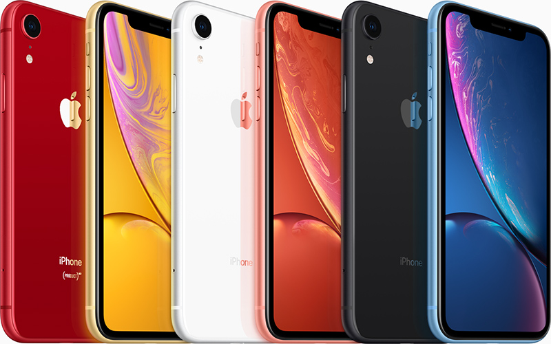 The iPhone XR 2019, the new economic smartphone from Apple, shows up in render published by the well-known
