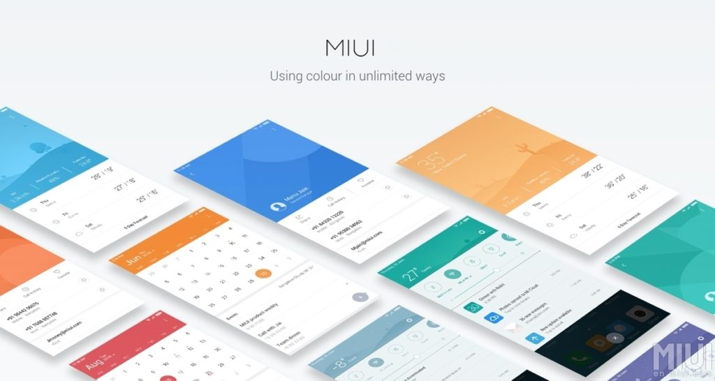 Little information on MIUI 12 which, however, is getting closer