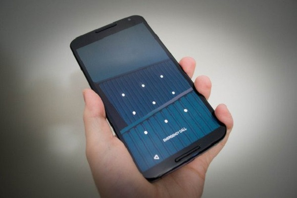 completely remove the lock screen on Android smartphone