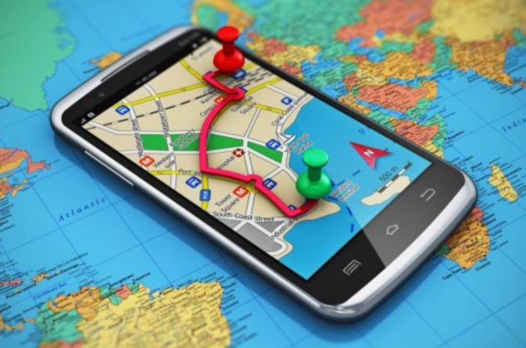 How to locate an Android smartphone without any apps or programs