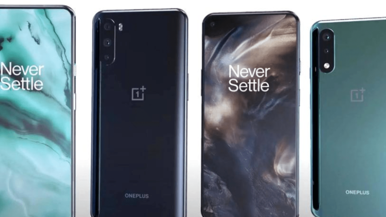 OnePlus Clover, smartphone less than 200 euros with infinite battery
