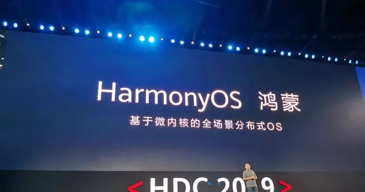 The release of the first beta of HarmonyOS for smartphones is scheduled for December 16